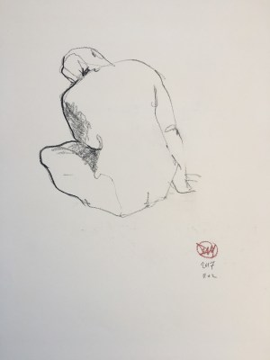meldrum life drawing 2017
