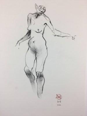 meldrum life drawing 2017