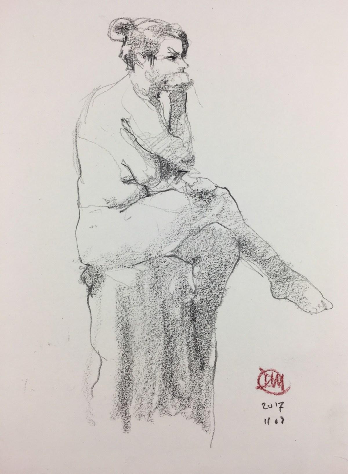 A5 sketches