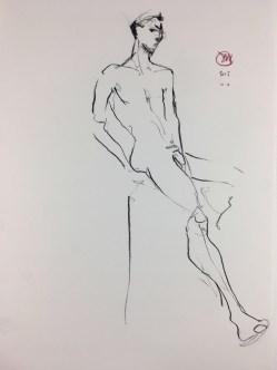 meldrum life drawing