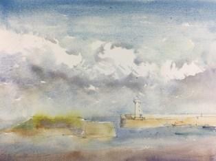 Donaghadee sketch