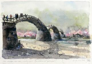 Kintaikyo bridge
