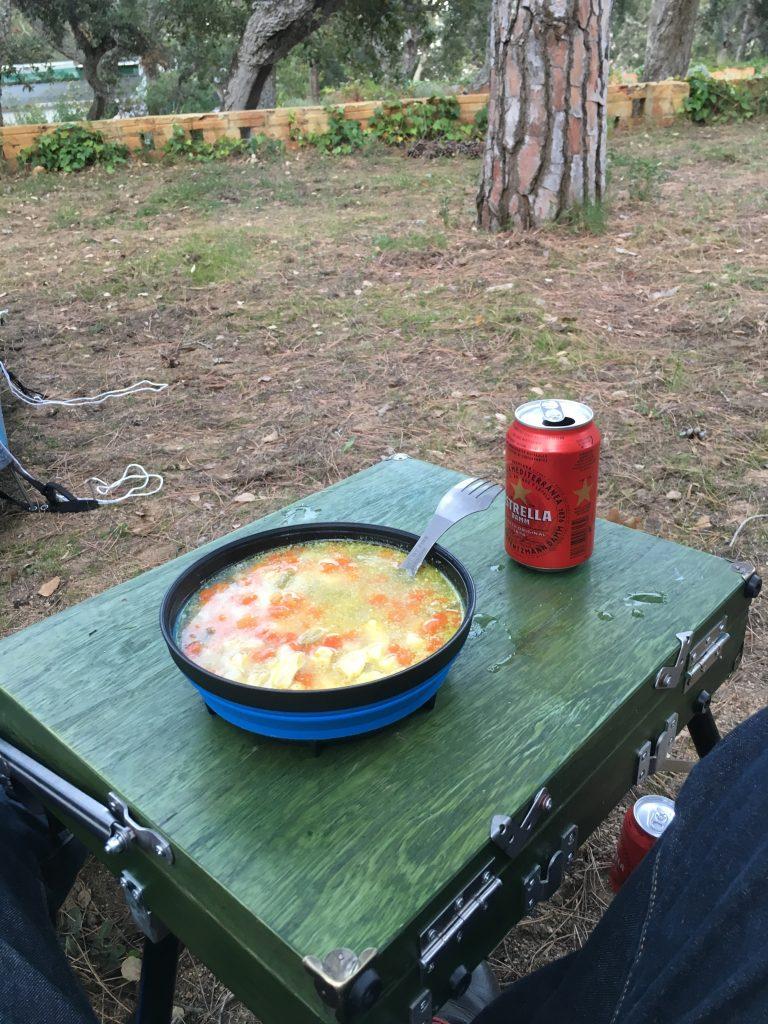 Camping life