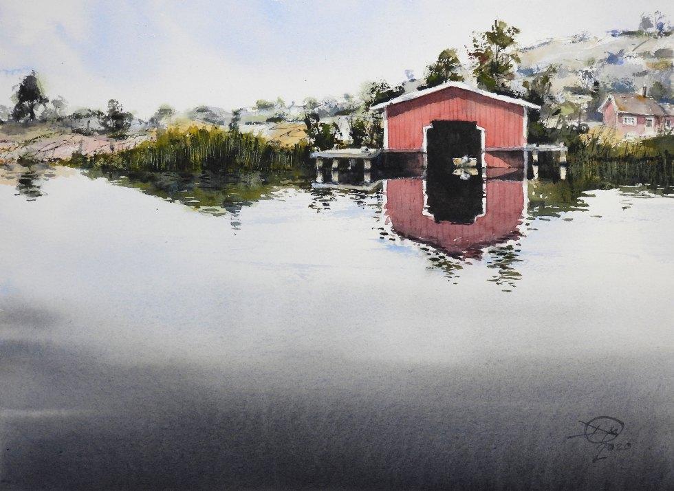 Rödhamn, Åland