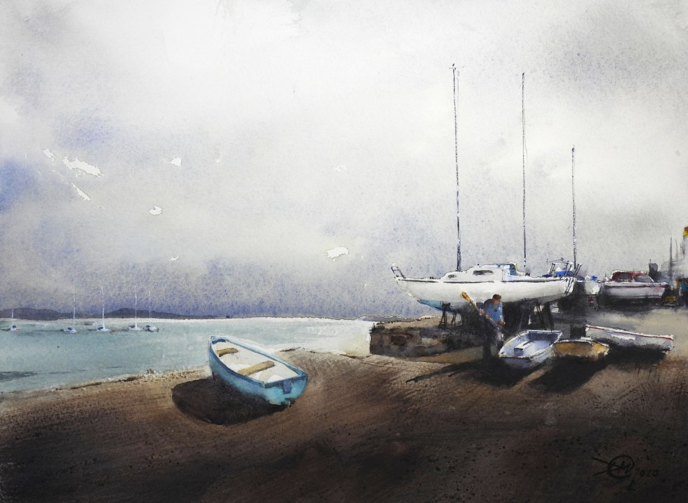 Boat season