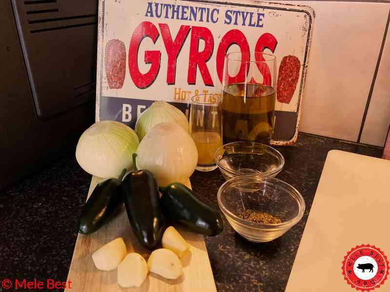 Gyros Marinade
