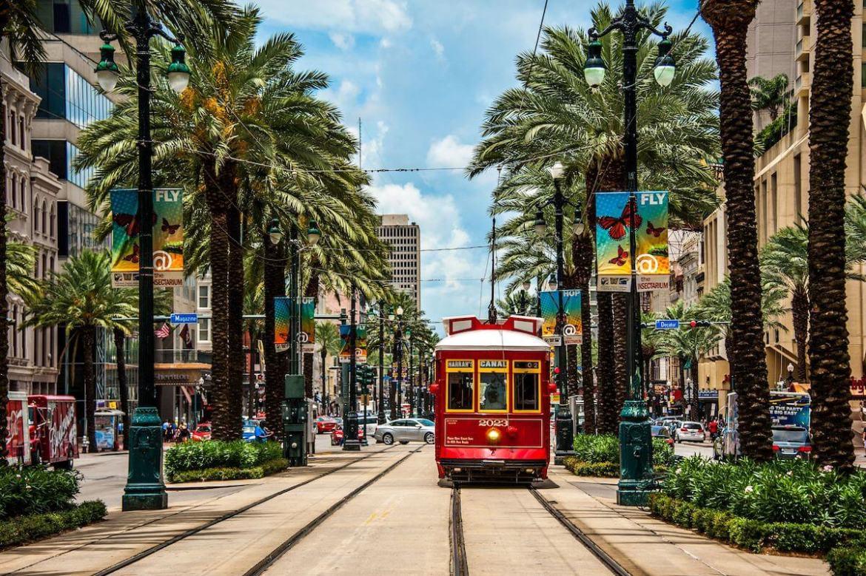 New Orleans, EUA - eleita uma das melhores cidades para visitar