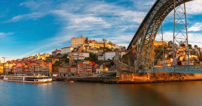 Porto, Portugal - eleita uma das melhores cidades para visitar