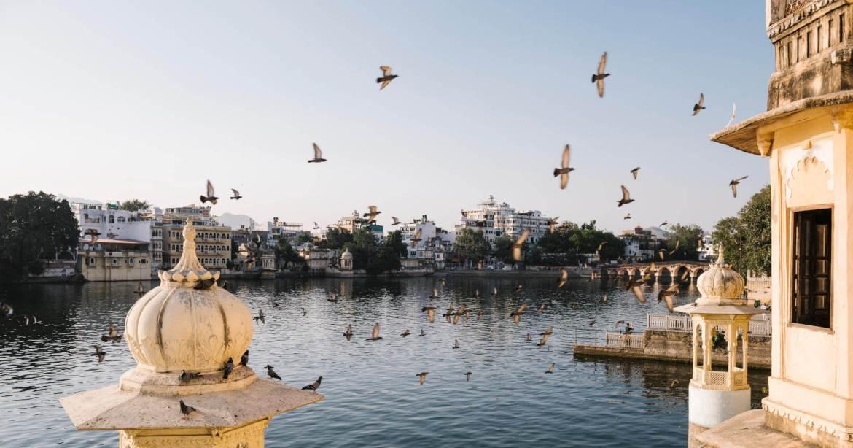 Udaipur, Índia - eleita uma das melhores cidades para visitar