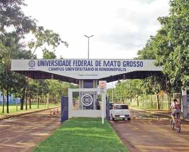 UFMT - Universidade Federal de Mato Grosso
