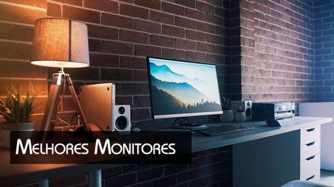 Melhores Monitores Para PC e Consoles