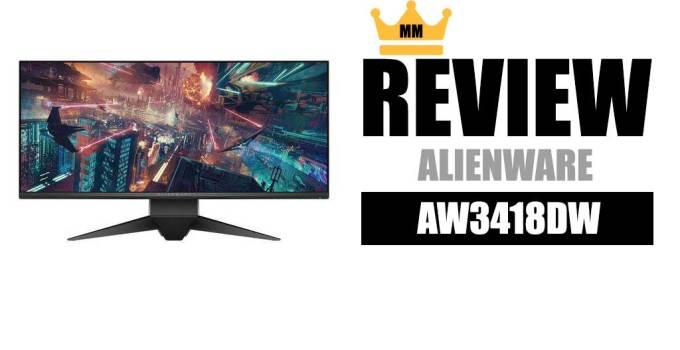 alienware aw3418dw e bom