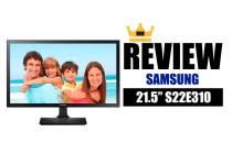 samsung s22e310 review