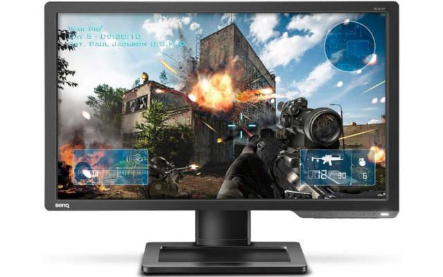 desempenho do monitor em jogos