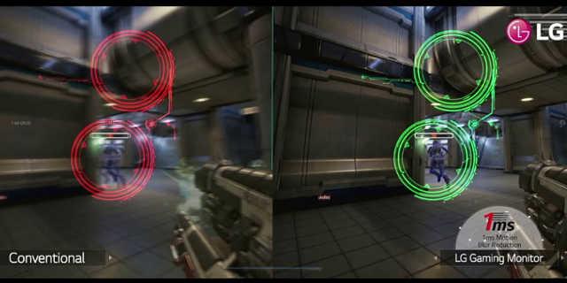 redução do motion blur