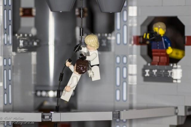 Tim beobachtet Luke und Leia