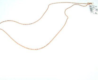 collana oro rosa donna