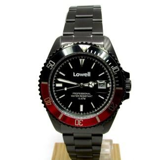 orologio uomo acciaio lowell