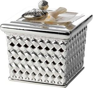 Candela resina argento Rattan Argenesi 0.02288