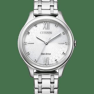 Orologio donna Citizen Collezione L Lady Acciaio EM0500-73A