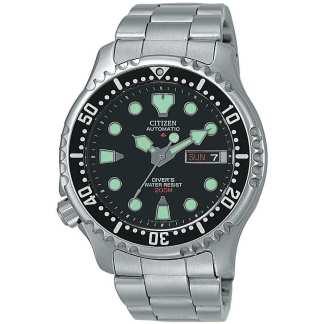 Orologio uomo Citizen Promaster Meccanico Acciaio NY0040-50E