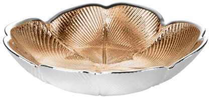 Piatto  vetro argento   Argenesi 1.753752