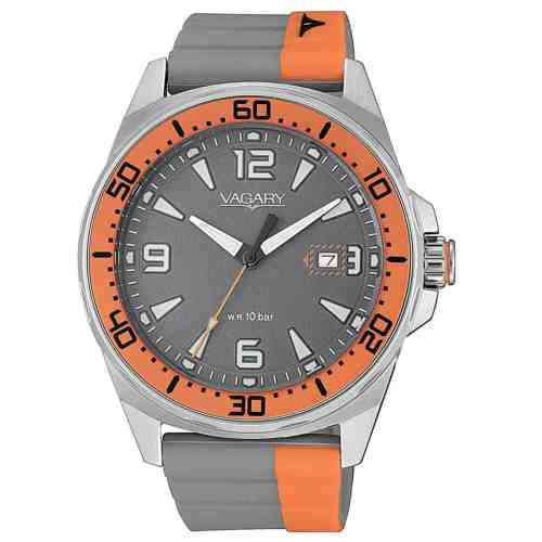 Orologio uomo Vagary Acqua39 Acciaio IB8-810-60