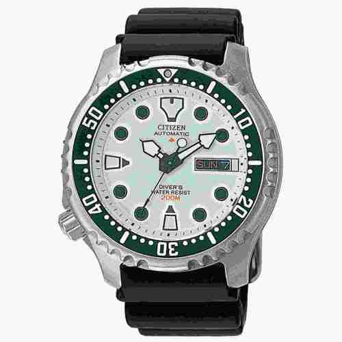 Orologio uomo Citizen Promaster Diver's Automatic 200 mt Acciaio NY0040-09W