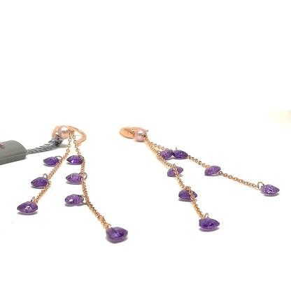 di acqua dolce e Pietre colorate Kikilia Fashion