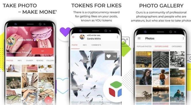 Paylaştıkça kripto para kazandıran sosyal ağlar