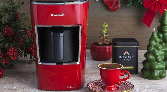 En popüler Türk kahvesi makineleri