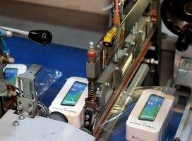 Akıllı telefon paketleme ünitesi nasıl çalışır?