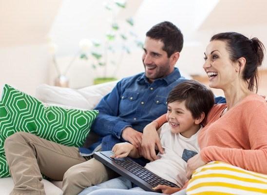 Kablosuz TV klavyesi ile konforu yaşayın