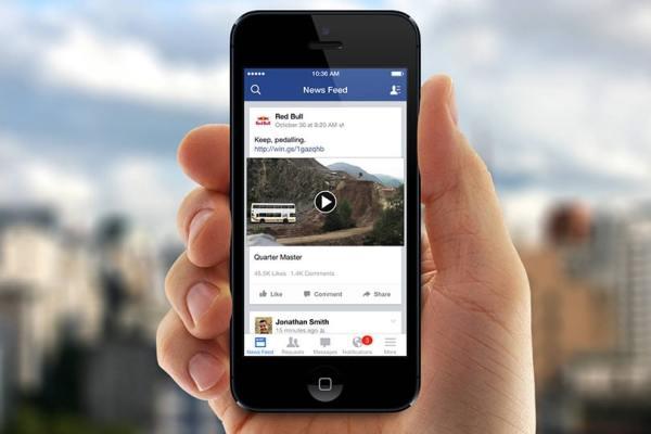Facebook Otomatik Video Oynatma Özelliğini Kapatma