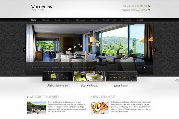 Welcome Inn – ThemeFuse