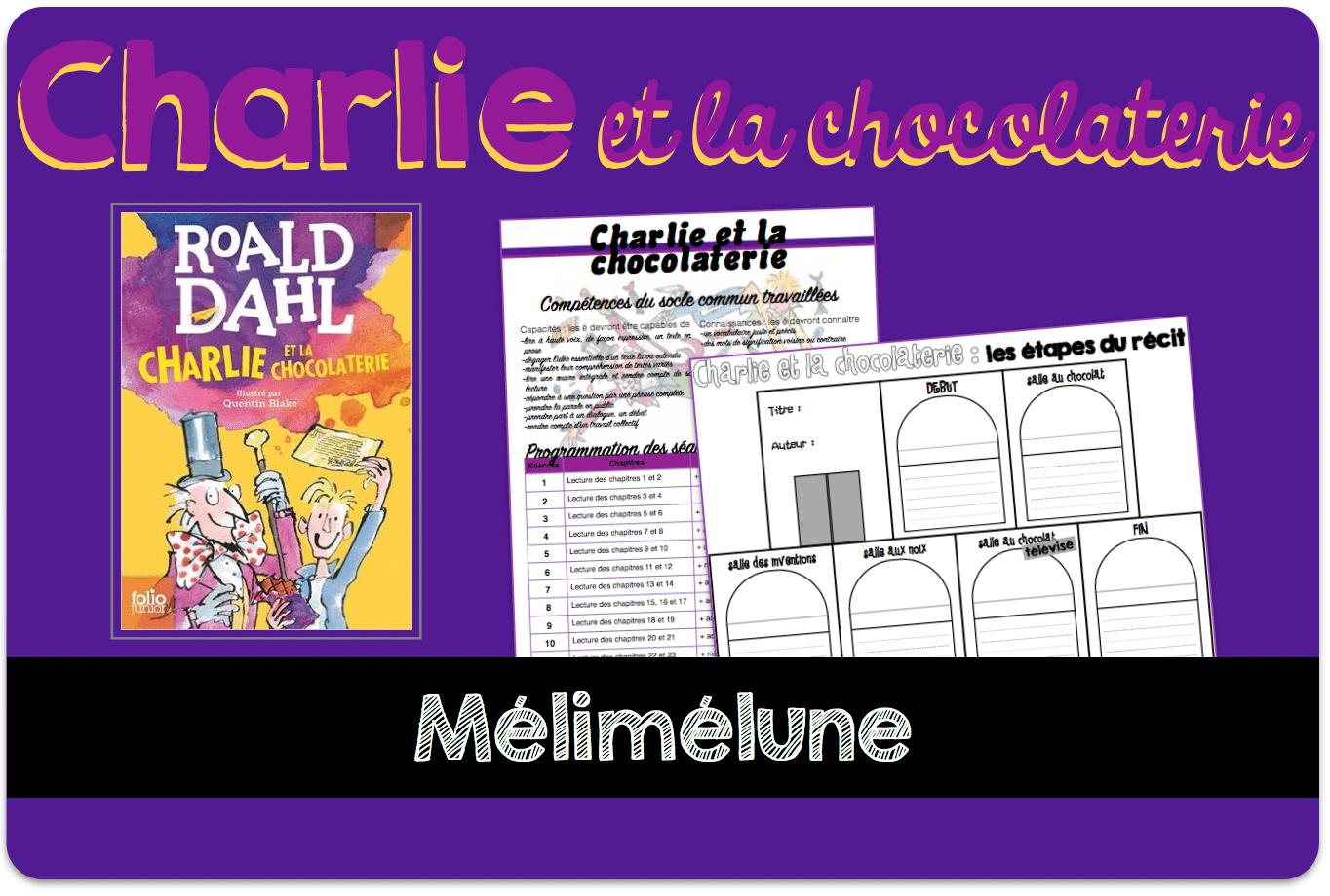 Séquence Charlie et la chocolaterie - Mélimélune