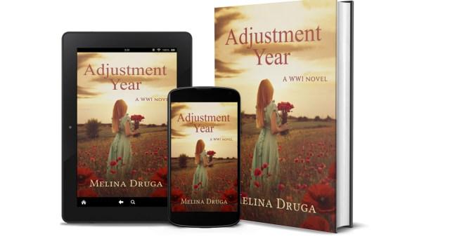 Adjustment Year by Melina Druga