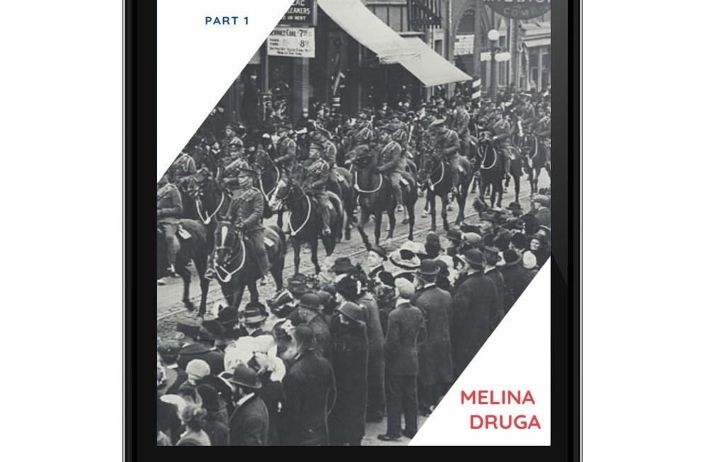 1914 by Melina Druga