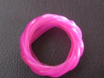 Single Plastic Wire Ring