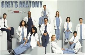 Grey's Anatomy TV show