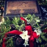 Jamie and Lillian gravesite