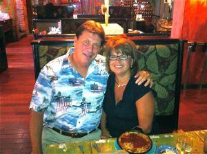 Mike and Missy Caulk