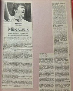 Preacher Mike