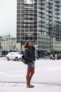 casual-weekend-style-jean-shorts-gucci-mules-chloe-faye