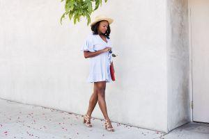 topshop-summer-wrap-dress-melissa-chataigne-style-blogger-klint-hat-1