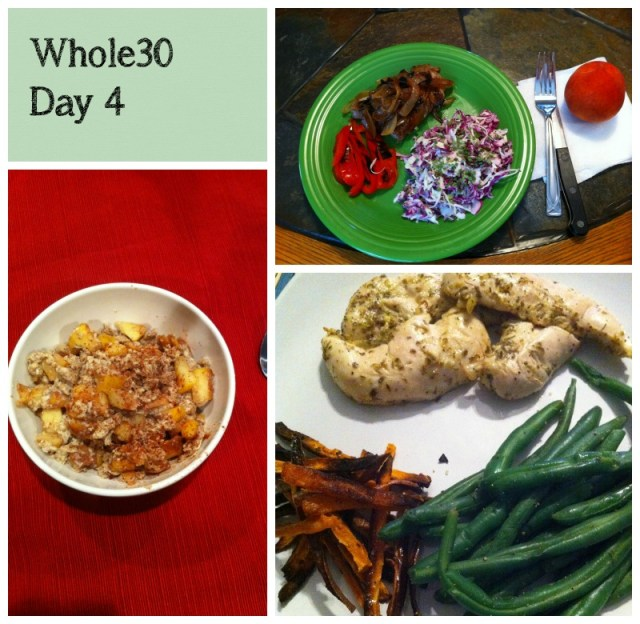 Whole30 Day 4