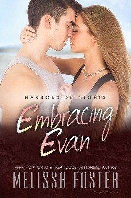 Embracing Evan (Harborside Nights)