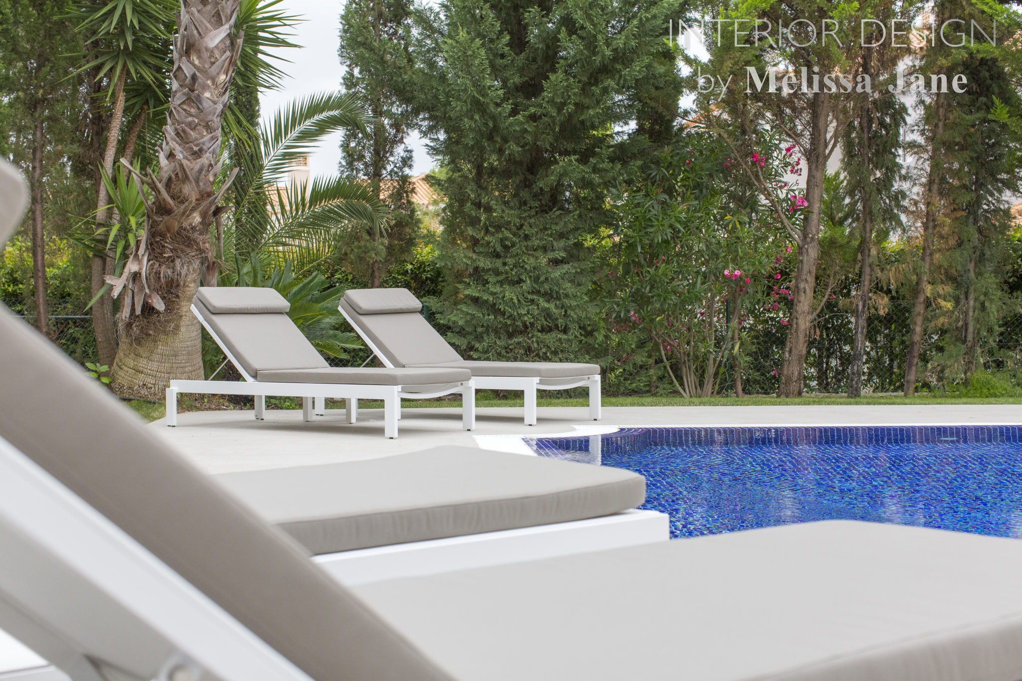 Pool Side - Outdoor Furniture