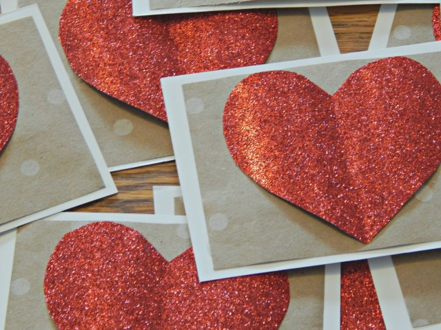 Easy DIY Valentine Cards