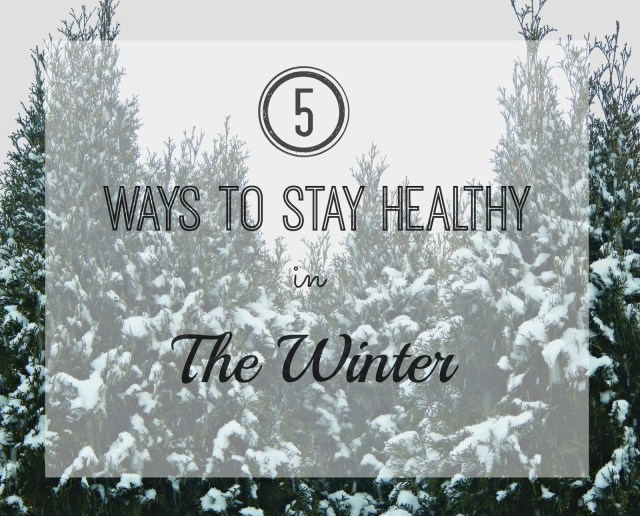 5 ways to stay healthy in the winter #naturalprobiotic #shop #cbias